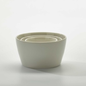Bowl Allure off white 190cc
